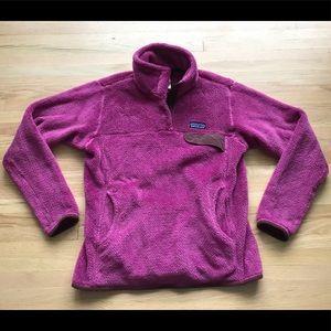 Women's Patagonia Retool Snap-T Pullover Sz M